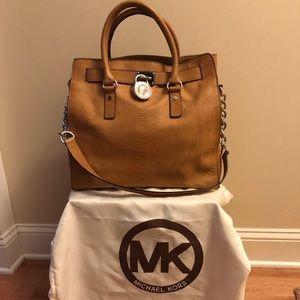 Michael Kors Hamilton satchel